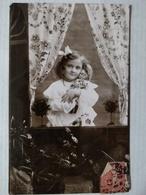 Fille, Poupée. 1907 - Portraits