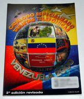 Catalogo Schede Telefoniche VENEZUELA - Telefonkarten