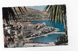 CPA Monaco Monté-Carlo  Vue Générale - Monte-Carlo