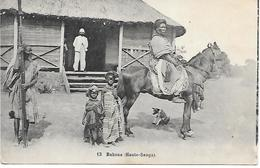 CENTRAFRIQUE - BABOUA - HAUTE SANGHA  - B160 - Central African Republic