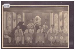 GROUPE DE MUSICIENS - PROVENANCE STALAG IV C - TB - Music And Musicians