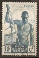 IFrench Equatorial Africa  1947  SG  249  Fine Used - Französisch-Kongo (1891-1960)