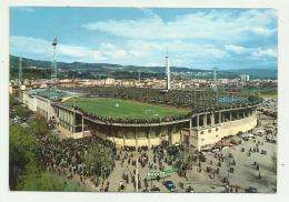 FIRENZE STADIO COMUNALE   VIAGGIATA FG - Firenze