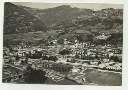GAZZANIGA COLLA STAZIONE FERROVIARIA - NV FG - Bergamo