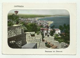 CATTOLICA - PANORAMA DA EDENROCK - VIAGGIATA FG - Rimini