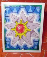 POKEMON MERLIN 1999 N. 121  NEW NUOVA CON VELINA FIGURINA STICKER - Adesivi