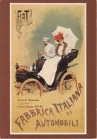 FIAT Fabbrica Italiana Automobili Torino - Publicité