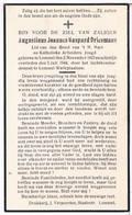 Oorlogsslachtoffer. Driesmans Augustinus. ° Lommel 1927 † Lommel-Werkplaatsen 1944  (Luchtbombardement) - Religion & Esotérisme