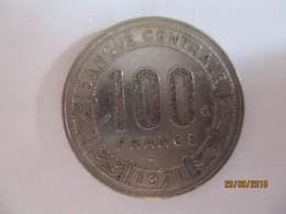 Chad: 100 CFA 1971 - Chad