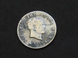 10 Soldi 1811 M - Kingdom Of Napoleon - Regno D'Italia - Napoleone Imperatore E Re  **** EN ACHAT IMMEDIAT **** - Temporary Coins