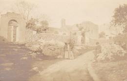 AK Foto Reisigsammler - Südeuropa - Ca. 1910 (36713) - Berufe