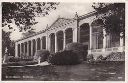 AK Baden-Baden - Trinkhalle - 1935 (36717) - Baden-Baden