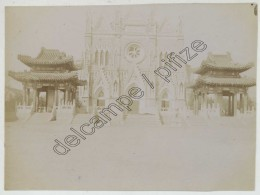Chine . China . Révolte Des Boxers 1900-01 . Pékin . Cathédrale Des Lazaristes . Pé-Tang . Beitang . - Lieux