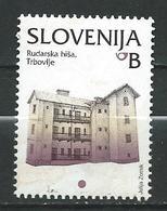 Slovenia - 2004 The Mining House From Trbovlje. MNH - Slovenia