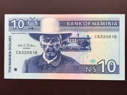 NAMIBIA P1 10 NAMIBIA 1993 UNC - Namibie