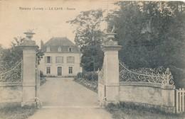 Nevoy (45 Loiret) La Cave - Entrée Circulée 1914 - France