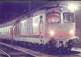 """1303 """" TRENI - RACCOLTA DI 57 IMMAGINI SU CARTA FOTOGRAFICA """" - Treni"""