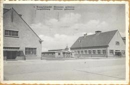 8Aa-892: 4 BOURG-LEOPOLD Bâtiments Militaires  Leopomdsburg... >Zedelgem - Leopoldsburg