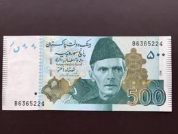 PAKISTAN P48 500 RUPEES 2006 UNC - Pakistan