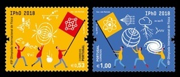 Portugal 2018 Mih. 4425/26 International Physics Olympiad MNH ** - Ungebraucht