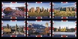 United Nations (New York) 2018 Mih. 1666/71 UNESCO World Heritage In United Kingdom (II) MNH ** - New York - Hoofdkwartier Van De VN