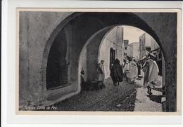 Spanish Morocco / Postcards / Tetuan Censorship - Espagne