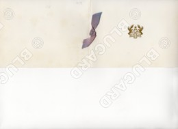 29650 GHANA AKOSOMBO RIVER VOLTA GREETINGS CARD - Documenti Storici