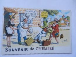 SOUVENIR DE CHEMERE RARE - Autres Communes