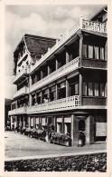 FONT ROMEU Hotel Bellevue Et Beau Site 18(scan Recto-verso) MA1938 - Autres Communes