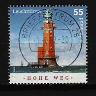 BUND - Mi-Nr. 2556 Leuchtturm Hohe Weg Gestempelt (3) - Gebraucht