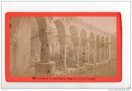 31 - PHOTOGRAPHIE LUCHONNAISE . CLOÎTRE DE SAINT-BERTRAND-DE-COMMINGES PRÈS DE LUCHON . PHOTO E. SOULÉ - Réf. N°11811 - - Lieux