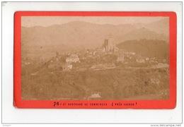 31 - PHOTOGRAPHIE LUCHONNAISE . SAINT-BERTRAND-DE-COMMINGES PRÈS DE LUCHON . PHOTO E. SOULÉ - Réf. N°11815 - - Lieux