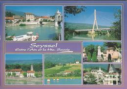 Sur Les Rives Du Rhône Seyssel (alt. 260 M) - Photos Serge Billiemoz - Seyssel