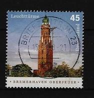 BUND - Mi-Nr. 2612 Leuchtturm Bremerhaven Oberfeuer Gestempelt (7) - Gebraucht