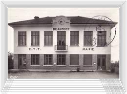 01) Beaupont.- (Ain)  La Poste - Non Classés