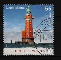 BUND - Mi-Nr. 2556 Leuchtturm Hohe Weg Gestempelt (13) - Gebraucht