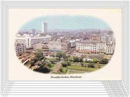 Piccadilly Gardens , Manchester - (oblitération De 1979) - Manchester
