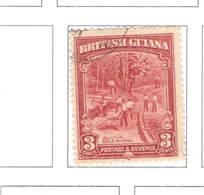 British Guiana PO 1934 King George Pictorials Scott.212+See Scan On Scott Page; - Guyana Britannica (...-1966)