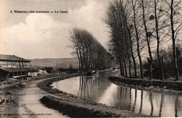 VENAREY LES LAUMES -21- LE CANAL - Venarey Les Laumes