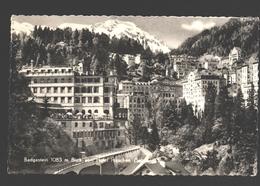 Bad Gastein / Badgastein - Blick Vom Hotel Hirschen - 1967 - Bad Gastein