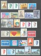 BELGIUM - 1984 - MNH/***LUXE -  JAAR ANNEE YEAR 1984 COMPLETE EXCEPT 2 BOOKLETS - QUOTATION 77.00 EUR - Lot 17866 - Belgique
