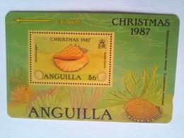 182CAGA Christmas Stamp EC$10 - Anguilla