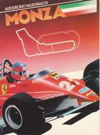 MONZA, Autodromo Nazionale - Ferrari Gilles Villeneuve - Publicité
