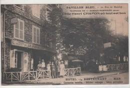 59 -  600082  -  SCEAUX - ROBINSON -   Hôtel Restaurant - Francia