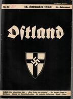 Ostland, Heft Nr. 22, Interessant, 15.11.40 - Occupation