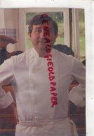 23- AUBUSSON- MICHEL GUERARD - CUISINE GASTRONOMIE- GASTRONOMIQUE 1987 - Personnes Identifiées