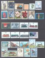 BELGIUM - 1985 - MNH/***LUXE -  JAAR ANNEE YEAR 1985 COMPLETE WITH BLOC - QUOTATION 59.40 EUR - Lot 17867 - Belgique