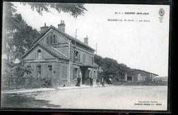 MAROEUIL LA GARE - France