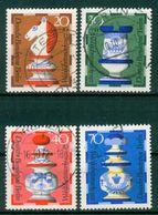 Berlin 1972 / MiNr.   435 – 438    O / Used  (d2142) - [5] Berlin