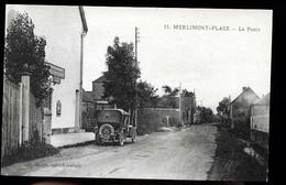 MERLIMONT LA POSTE - France